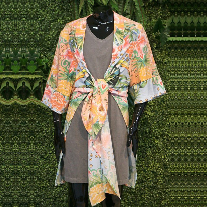 Kimono Atena Tucano Floral