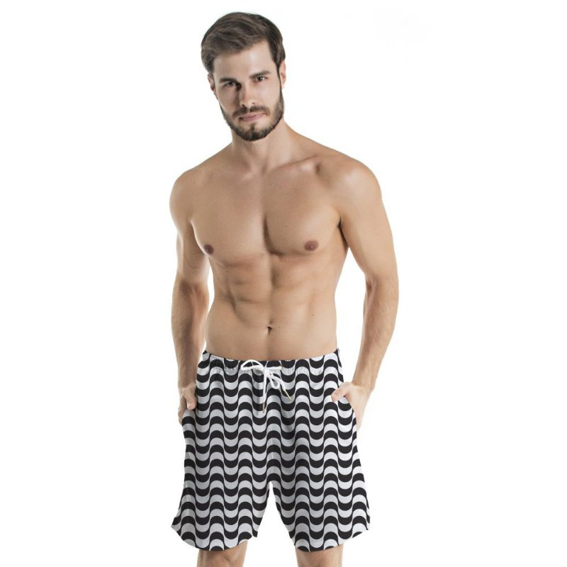 Bermuda Masculino Adulto Calçadão de Ipanema