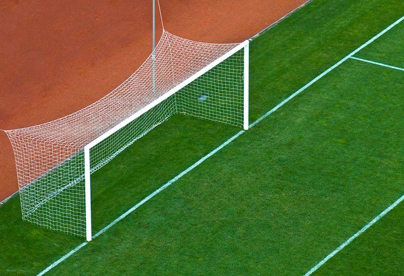 Par Rede Gol Futebol de Campo Fio 4mm Tipo México Nylon. Código  PG033. Par Rede  Gol Futebol de Campo Fio ... e76cee1ff7027