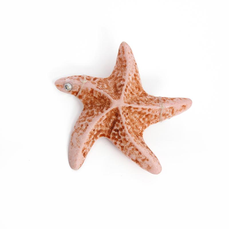 Presilha Estrela do Mar creme