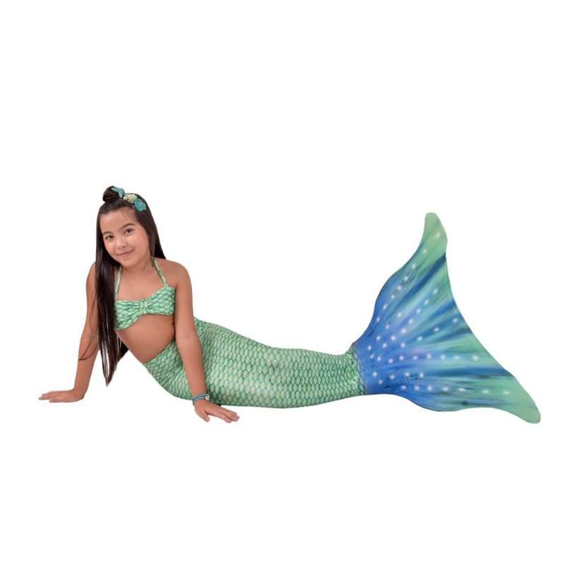 Cauda Sereia Yasmin Infantil