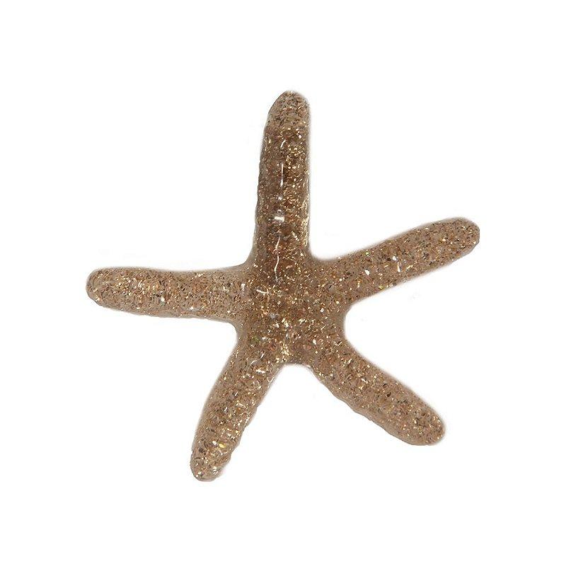 Presilha Estrela Encantada dourada