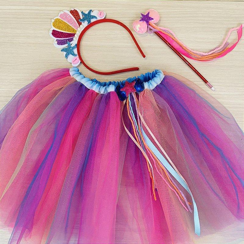 Kit Fantasia Carnaval Folia