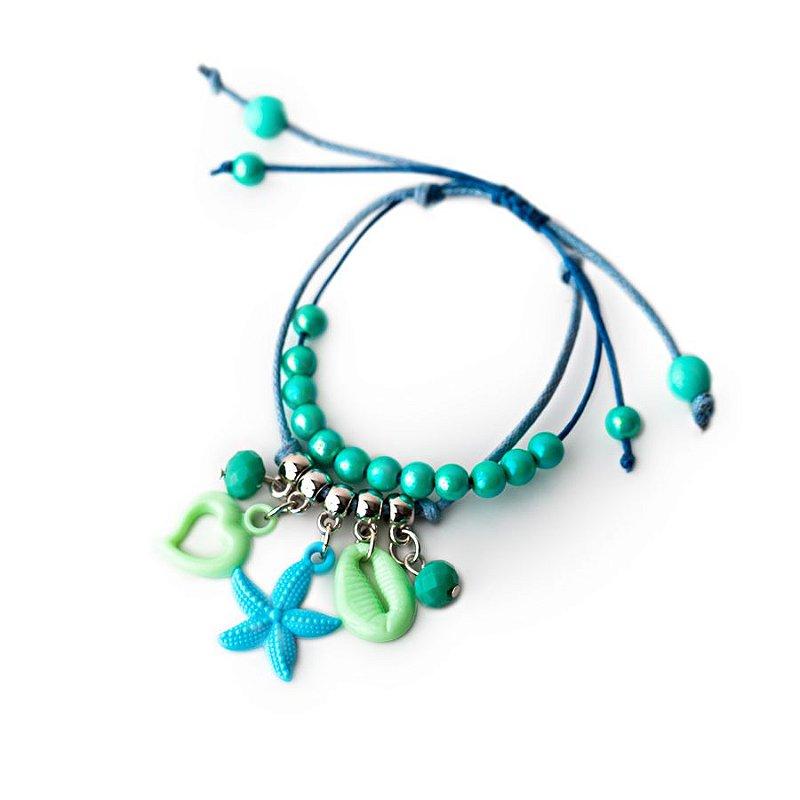 Pulseira Mar Azul
