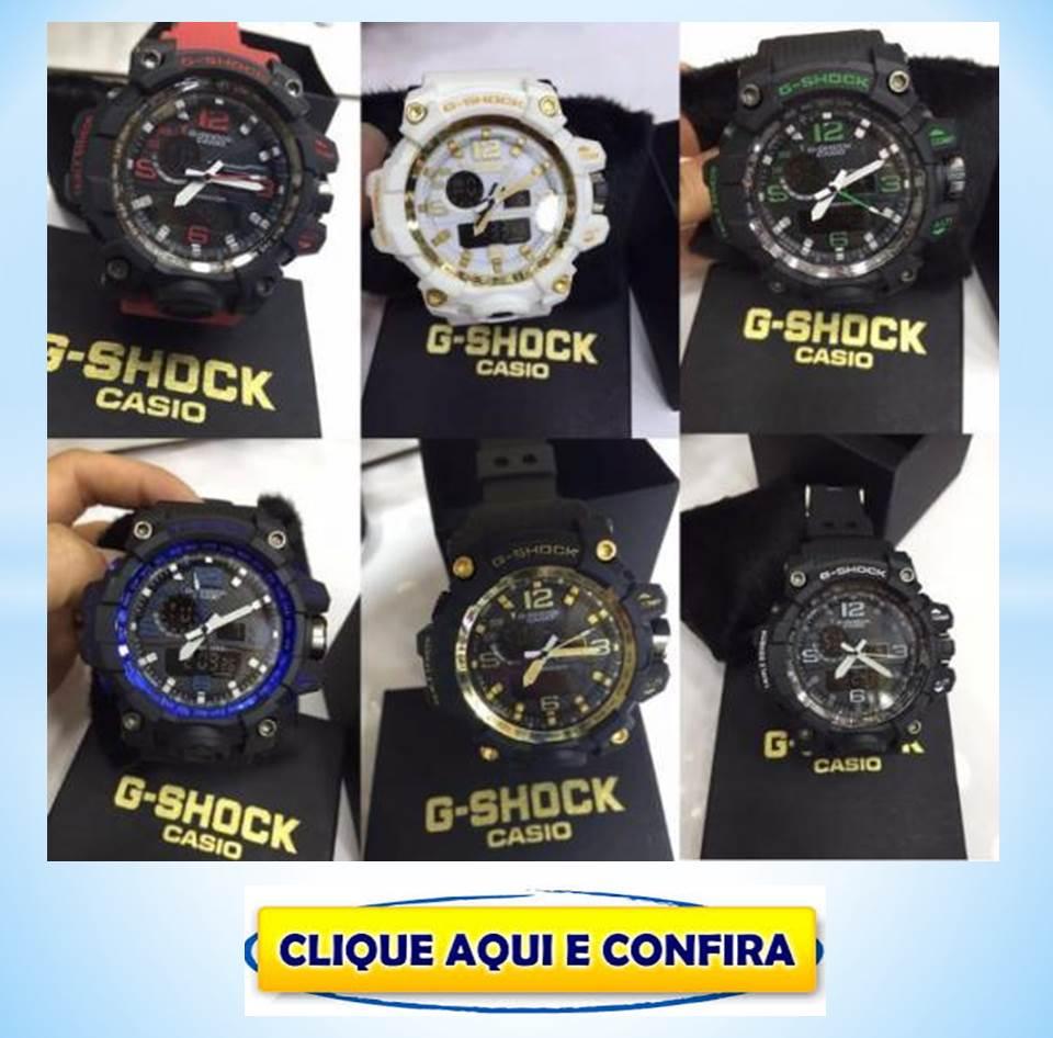 881438940ec Replicas de Relógios Invicta MK CK G Shock Atacado São Vicente SP ...