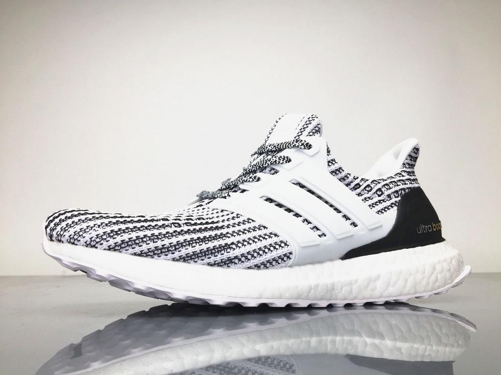 5d42d8c313 ... Tênis Adidas Ultraboost 4.0 Masculino - Cinza e Branco - Imagem 3 ...