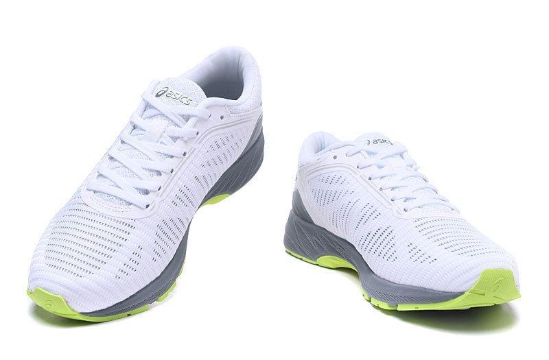 Tênis Asics DynaFlyte 2 - Masculino - Branco - Shoes Hub - Seu ... 77af1ef96dc50