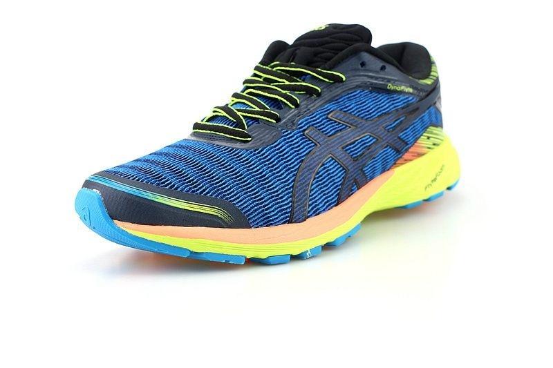 Tênis Asics DynaFlyte - Masculino - Azul - Shoes Hub - Seu Próximo ... ac700b468a82a
