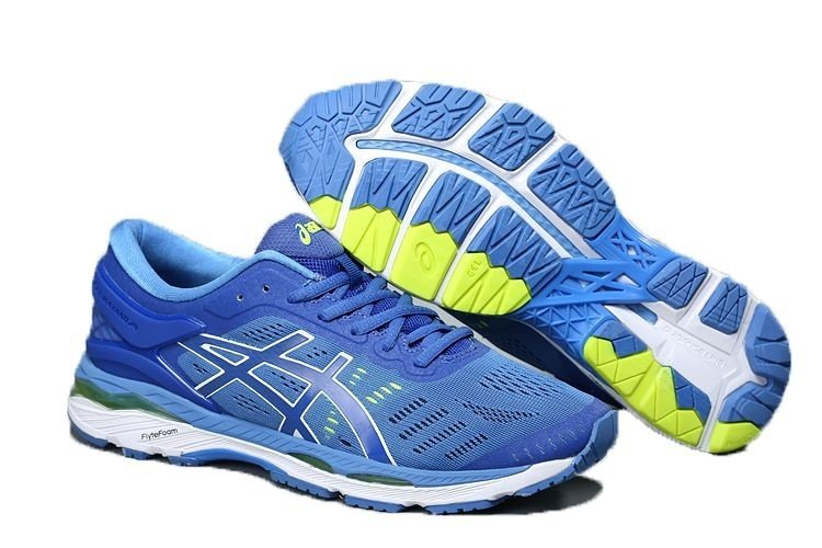 9ed3730219 Tênis Asics Gel Kayano 24- Masculino - Azul - Shoes Hub - Seu ...