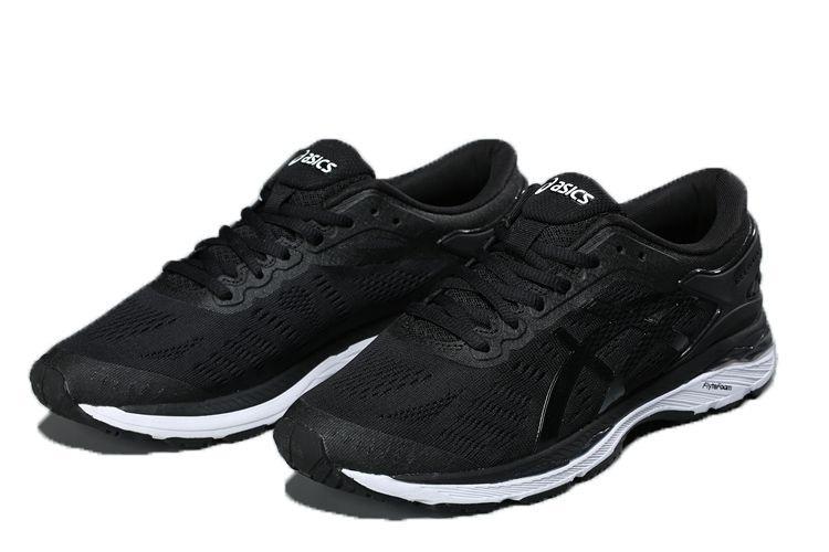 Tênis Asics Gel Kayano 24- Masculino - Preto - Shoes Hub - Seu ... 0031ceebd3ec4