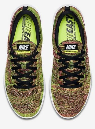 ... Tênis Nike LunarEpic Low Flyknit - Masculino - Colorido - Imagem 4 ... 6e30b04a221b0