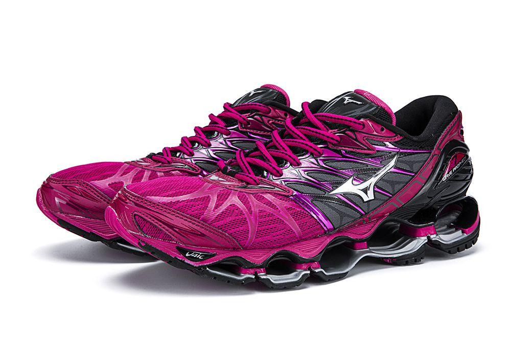 fe1330df25 Tênis Mizuno Wave Prophecy 7 - Masculino - Fúcsia - Shoes Hub - Seu ...
