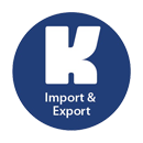 K IMPORT E EXPORT