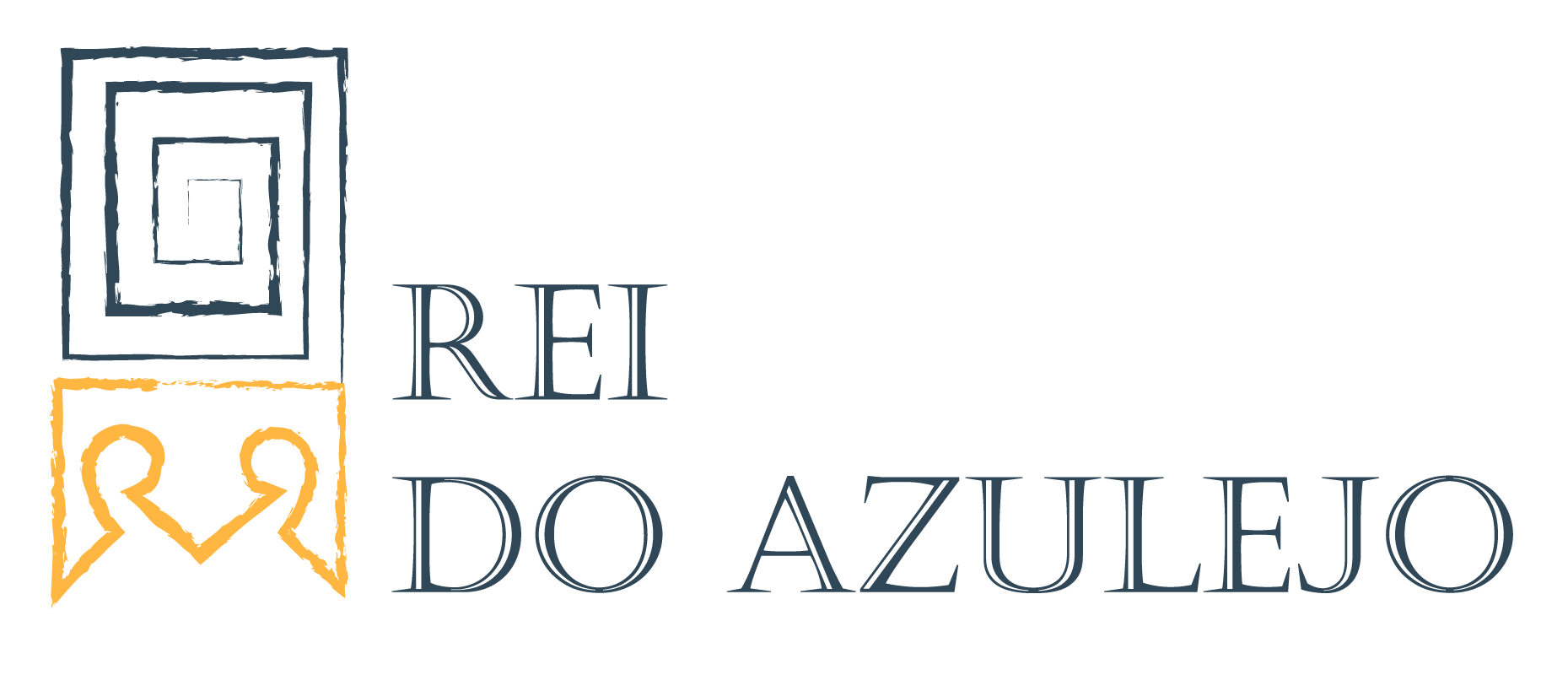Rei do Azulejo Logo - Azulejo Personalizado