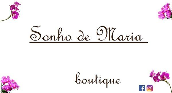 5e277f3de0 Sonho de Maria boutique