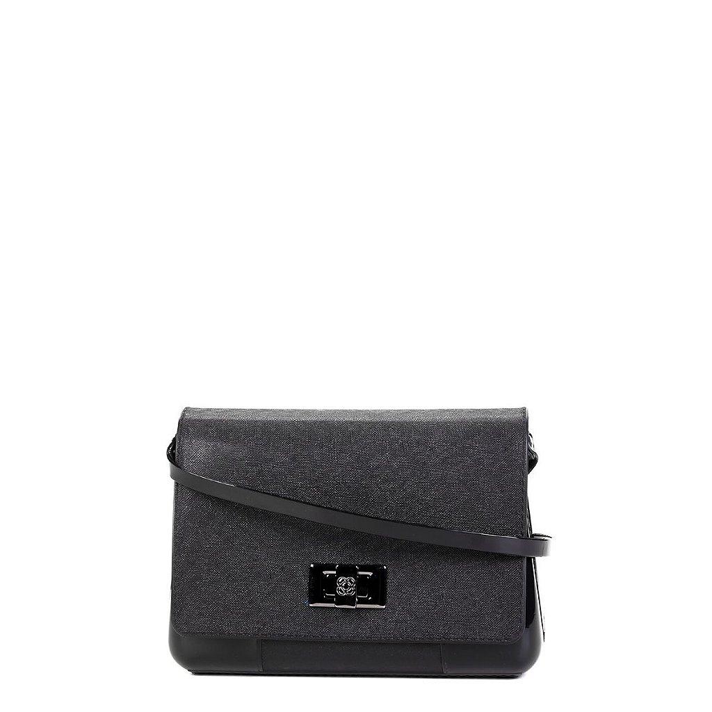 0d8ca261b Bolsa Petite Jolie Mini Bag Verniz One Feminina - Preto - Imagem 1 ...