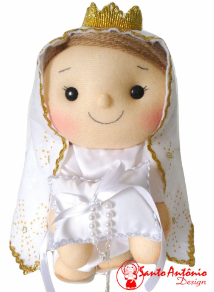 nossa senhora de fatima santo antonio design