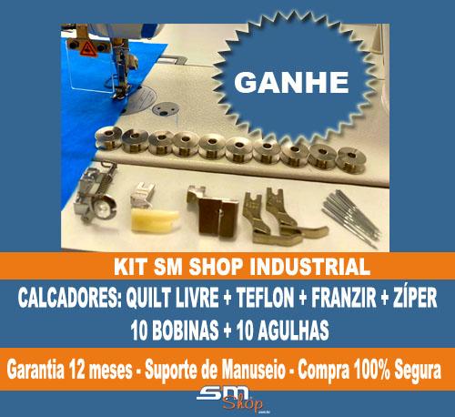 Kit Sm Shop Brinde