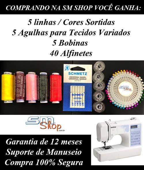 Máquina de Costura Brother Ce5500 oferta