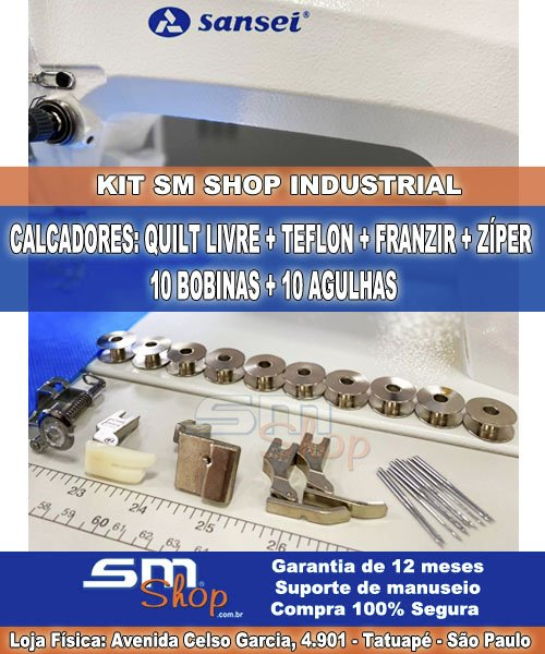 Kit Sm Shop Industrial SM SHOP
