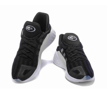 san francisco 624a3 78bae ... Tênis Adidas Climacool ADV - Preto e Branco - Imagem 3 ...