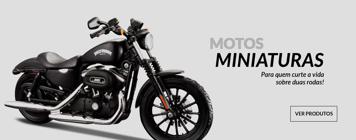 miniatura Harley em promoção