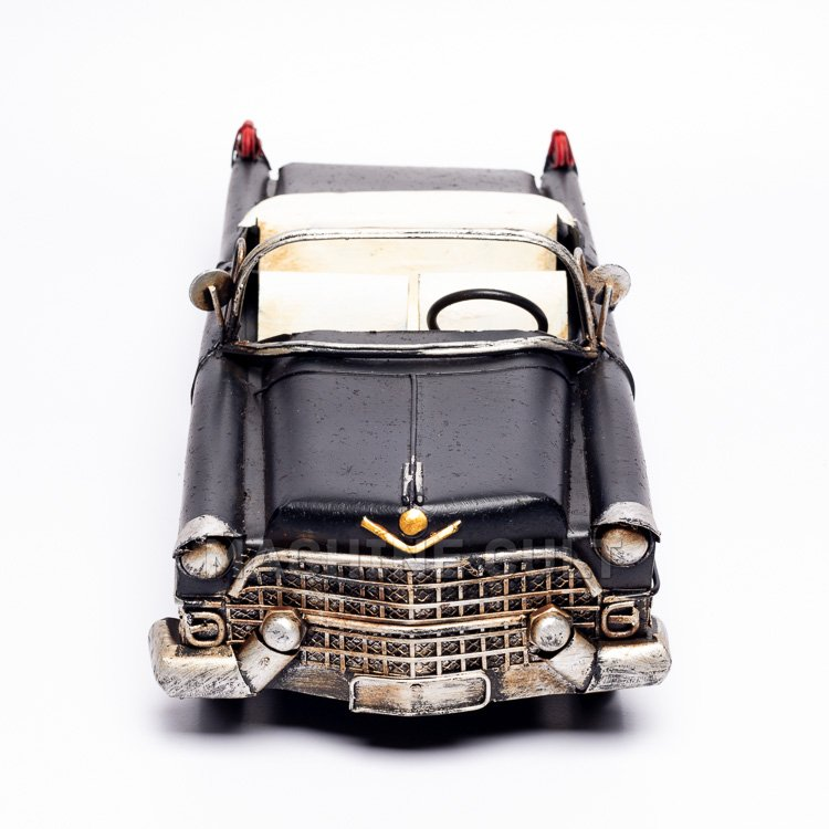 Miniatura Cadillac Convesível Preto