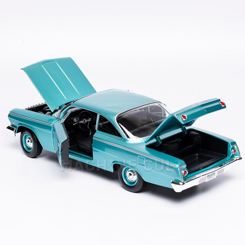 Miniatura 1962 Chevrolet Bel Air Maisto escala 1:18