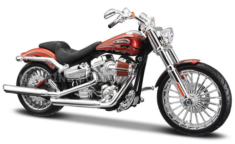 Harley-Davidson 2014 CVO Breakout