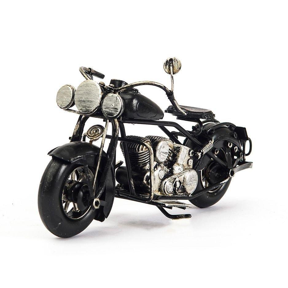 miniatura moto harley davidson antiga r 99 90 em mercado livre. Black Bedroom Furniture Sets. Home Design Ideas