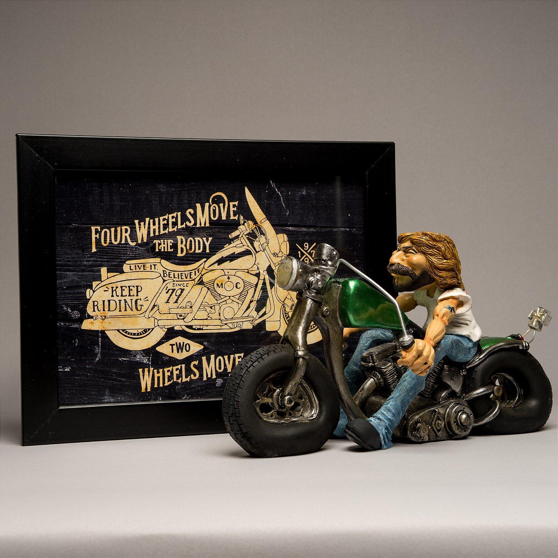 presente para quem anda de moto