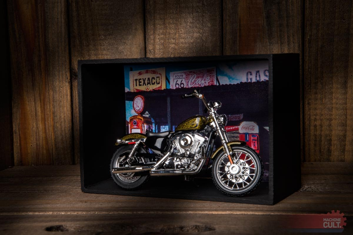 presente para motociclista que gosta de Harley-Davidson