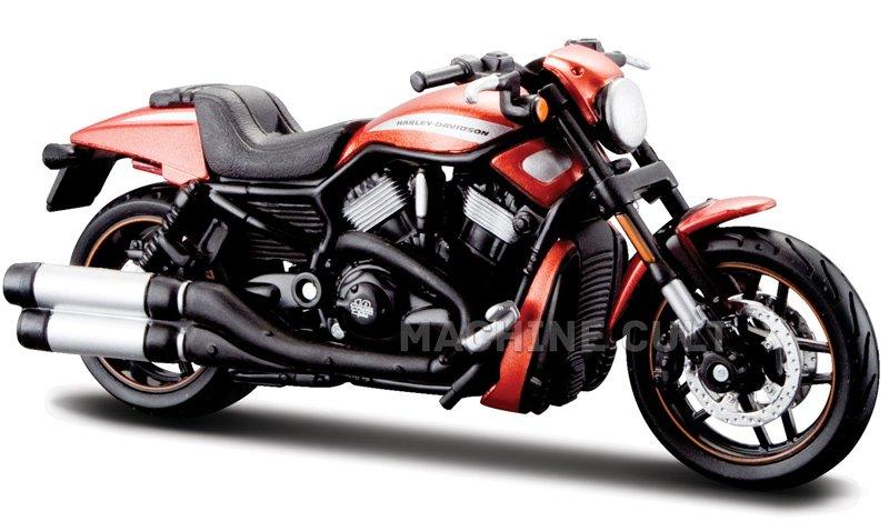 Maisto Harley Davidson 2012 Vrscdx Night Rod Special: Harley-davidson 2012 Vrscdx Night Rod Special