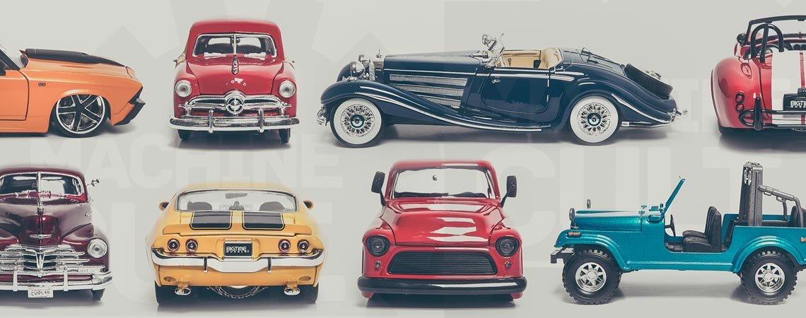 Miniaturas de Carro - Black Friday