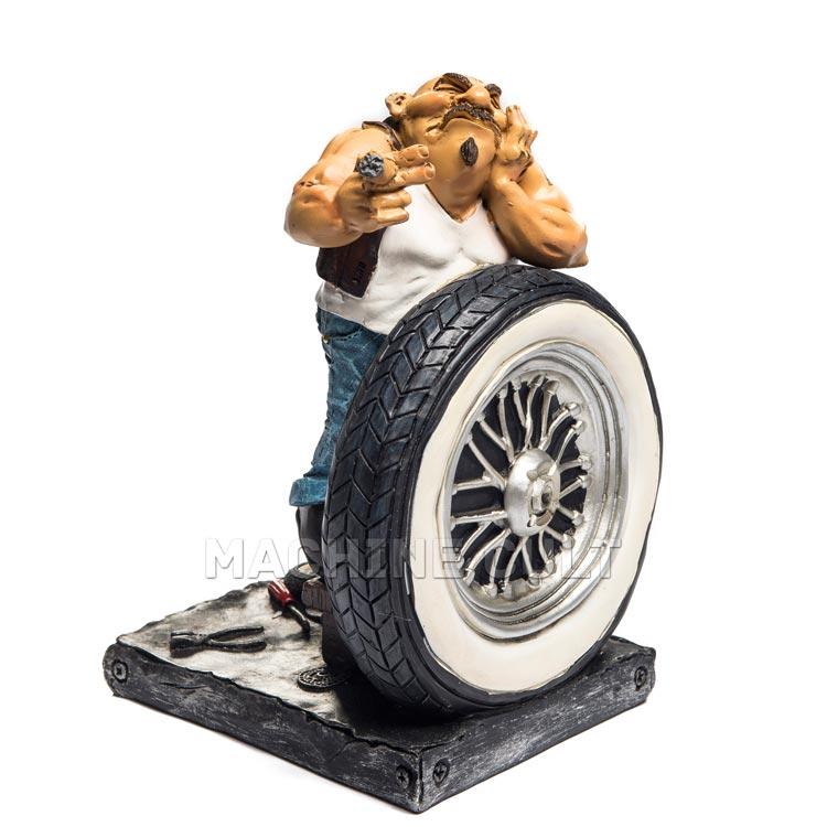 Miniatura Borracheiro