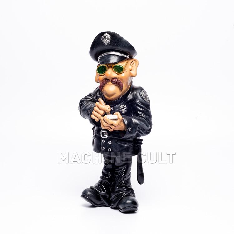 Miniaturas Policial - Presente para quem trabalha na Polícia