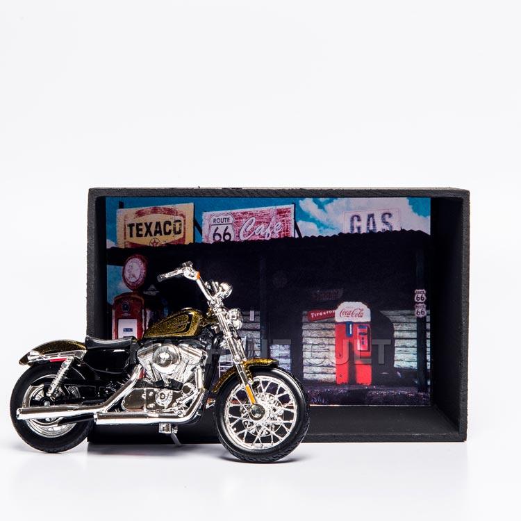 ideia de presente para motociclista - combo 6