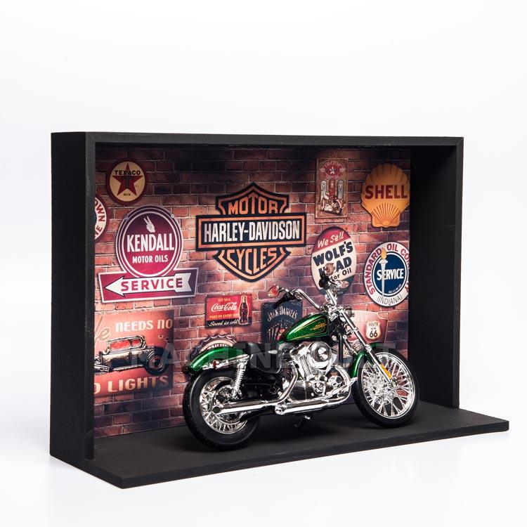 ideia de presente para motociclista - combo 7