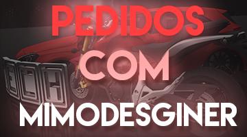 PEDIDOS COM MIMODESIGNER