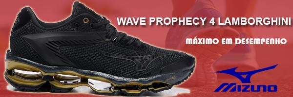 mizuno wave prophecy 4 lamborghini