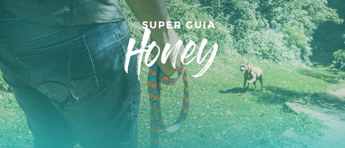 Super Guia para cachorros Honey Cachorreiros