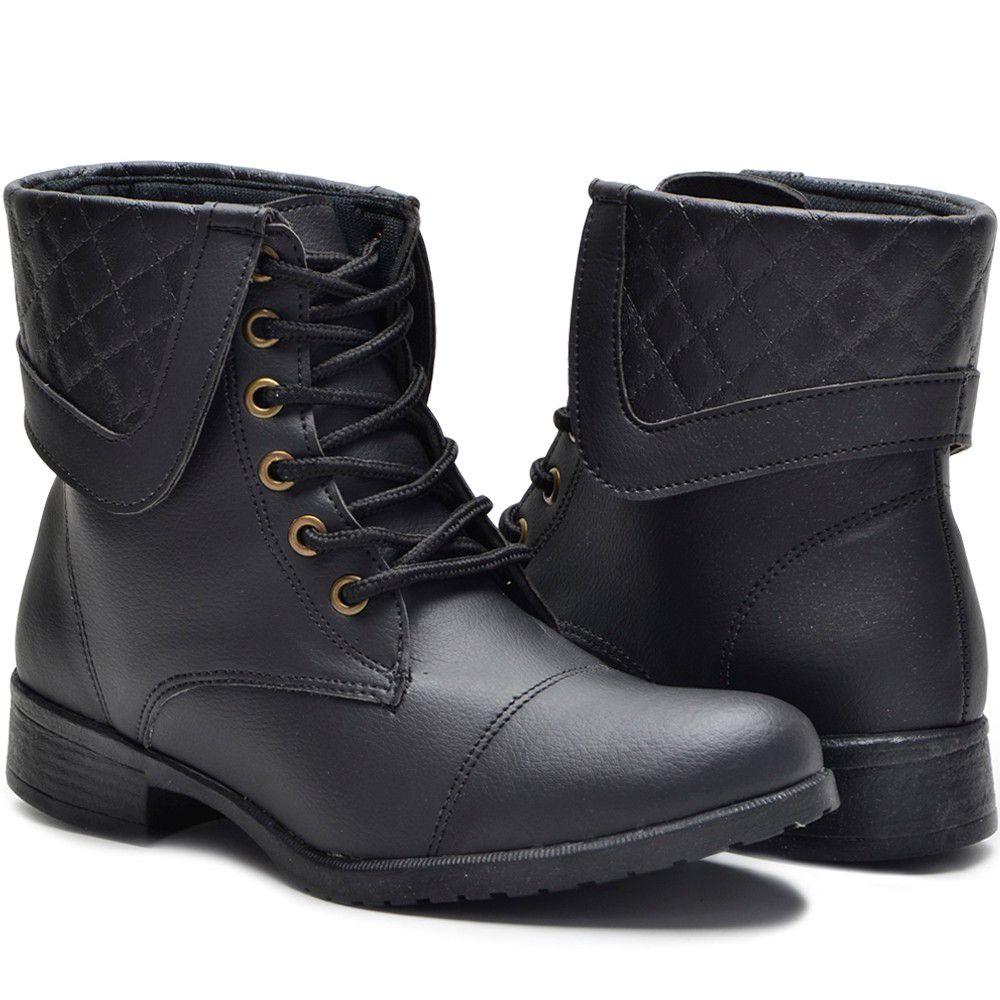 f8a44dc926 Bota Feminina Gts - Lider Calçados I Qualidade aos seus pés