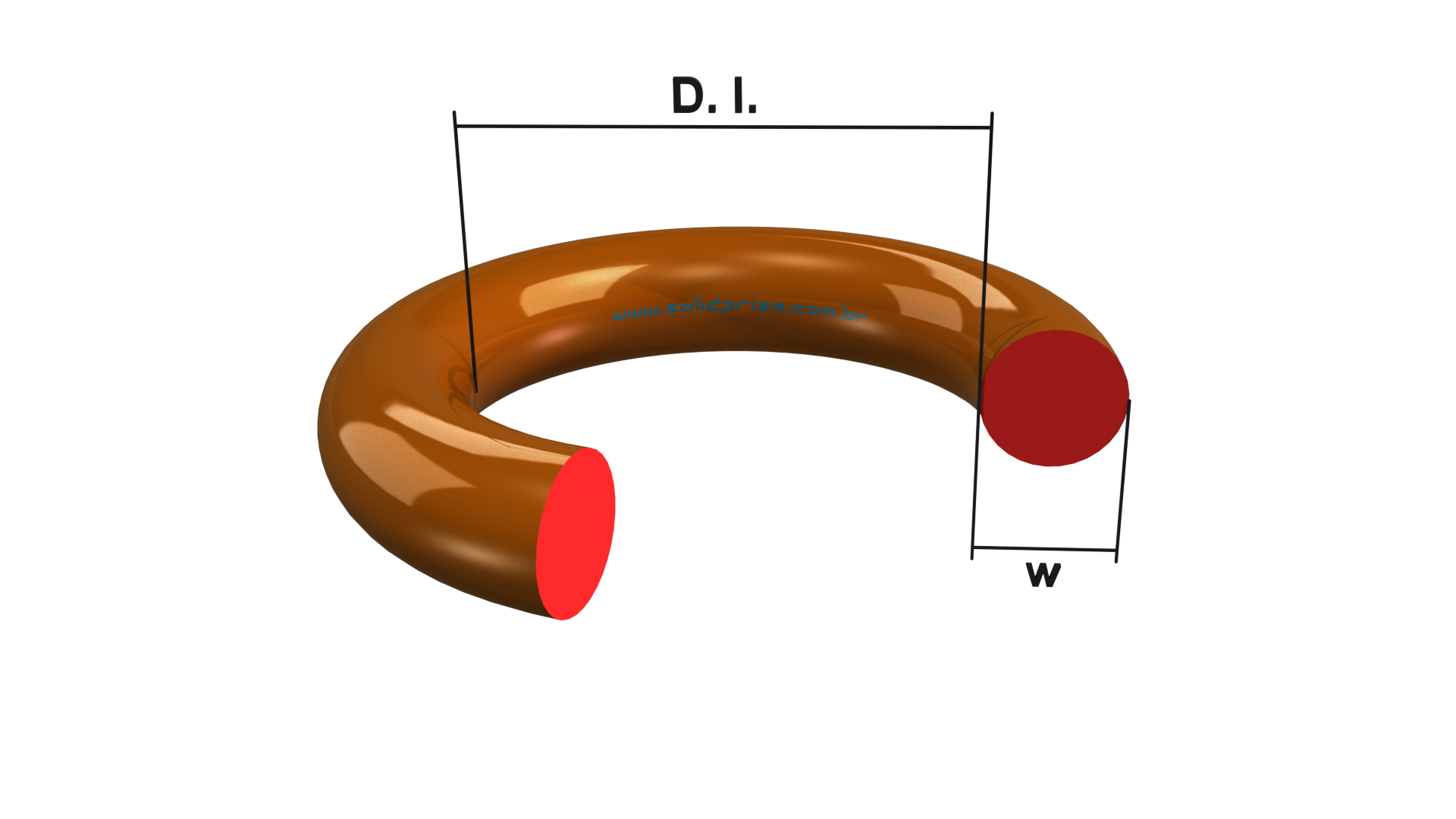 10 Stück O-Ring O-Ringe 27 x 3 mm DIN 3601 Viton FPM FKM 75 Neu