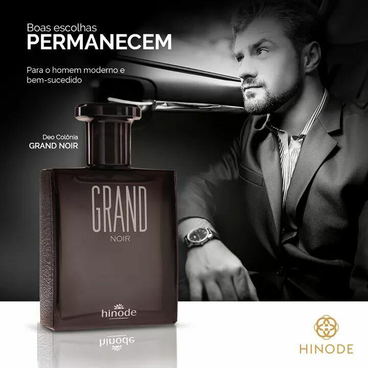 perfume Grand noir - boas escolhas permanecem