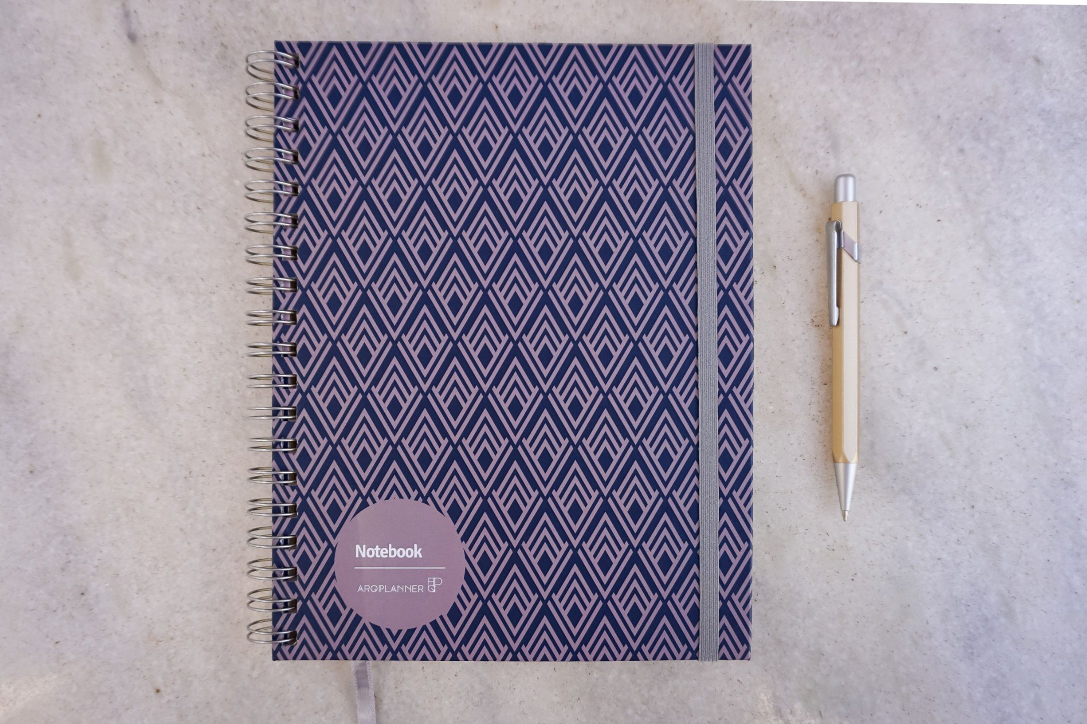 Notebook Elementos: Capa Linhas