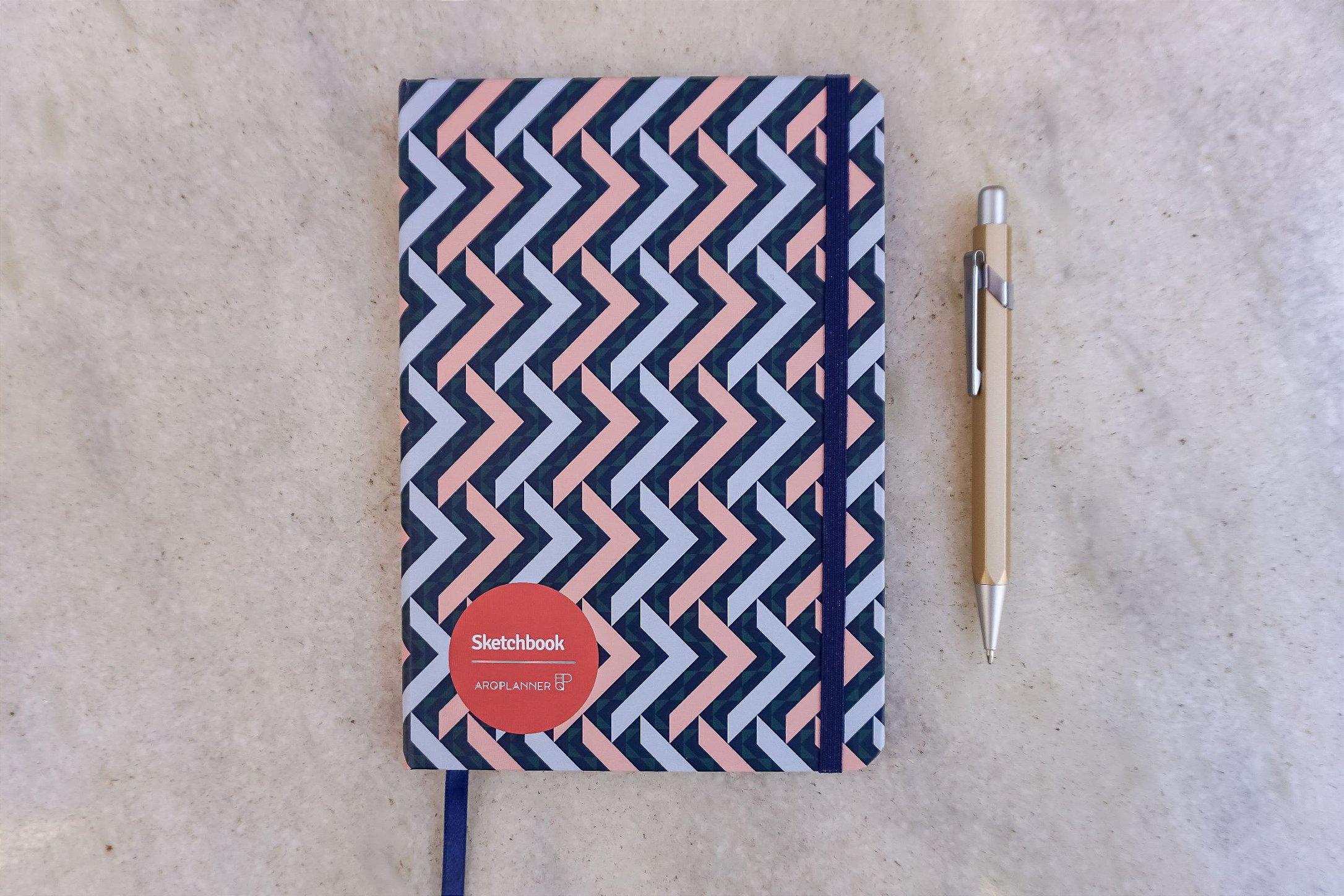 Sketchbook - Capa Formas