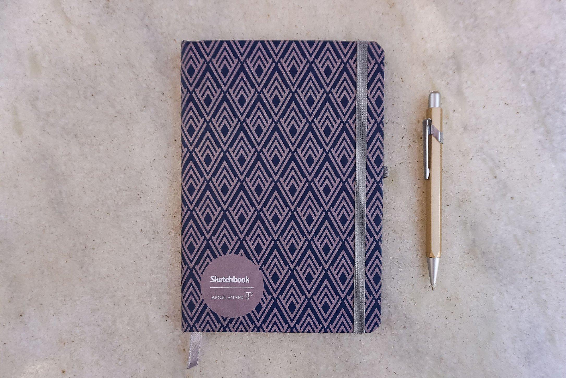 Sketchbook - Capa Linhas