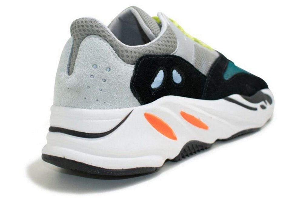 fb5cb41f95c ... Tênis Adidas Yeezy Boost 700 Masculino - Cinza e Preto - Imagem 4 ...