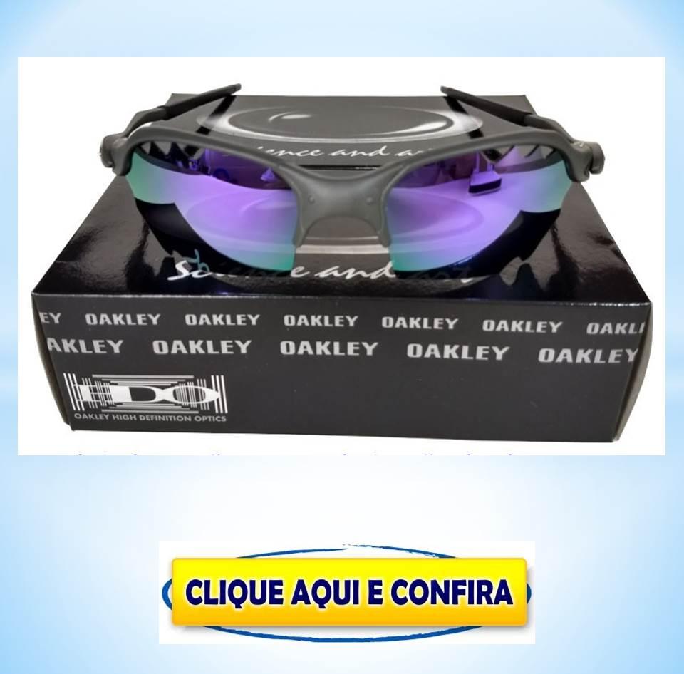 bca551e76 Óculos Oakley Replica Perfeita Primeira Linha | Paraná PR - Replicas ...