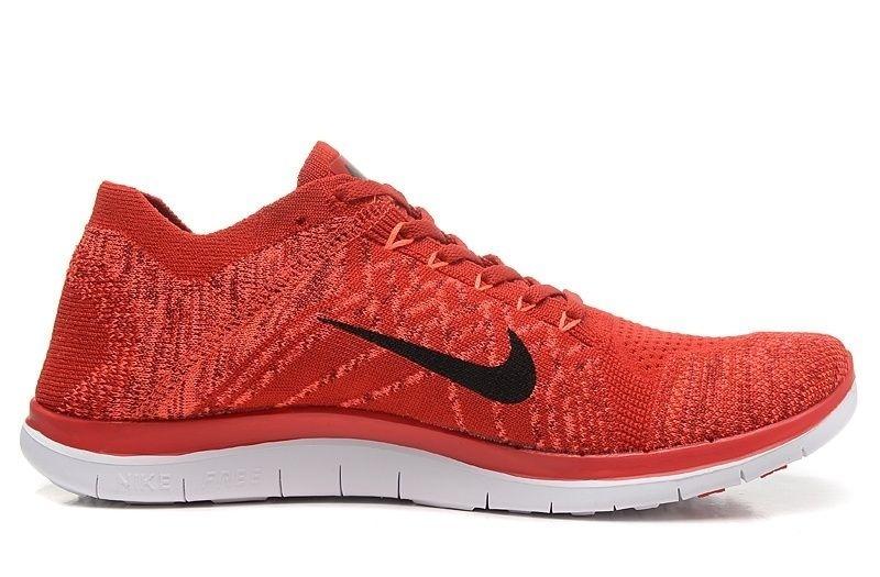 sports shoes b701b b8253 ... Tênis Nike Free 4.0 LunarGlide 6 - Masculino - Vermelho - Imagem 5